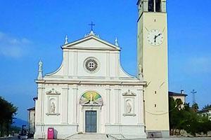 parrocchia di Cavaso del Tomba