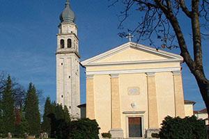 parrocchia di Paderno del Grappa